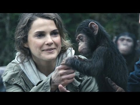 "DAWN OF THE PLANET OF THE APES ""After the Flu"" Featurette"