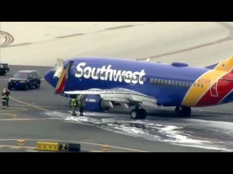Έκρηξη αεροπλάνου εν πτήσει – Κινδύνευσε επιβάτης