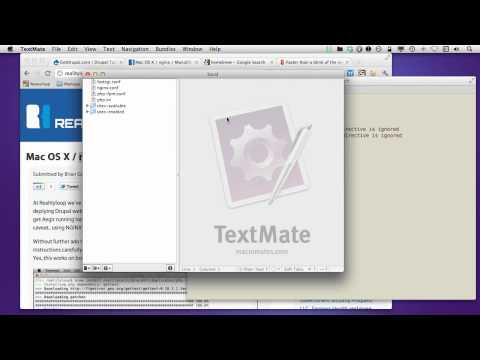 Using nginx locally for development   GotDrupal com   Drupal