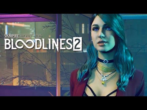 Купить Vampire The Masquerade Bloodlines 2 Blood Moon + БОНУСЫ на SteamNinja.ru