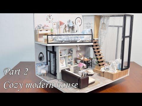 Part2 T-Yu TD16 Yoko Wei Meng DIY Кукольный домик