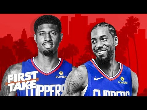 Kawhi runs L.A., not LeBron and the Lakers - Will Cain | First Take