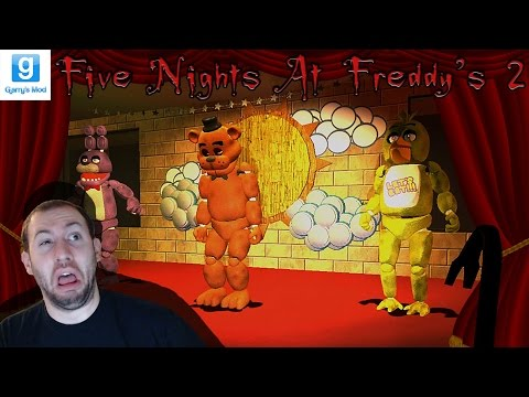 Download GMOD FNAF Horror Map with Yami Part 1: BEST MAP