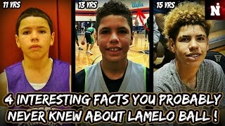 4 Interesting Facts You Probably Never Knew About LaMelo Ball !