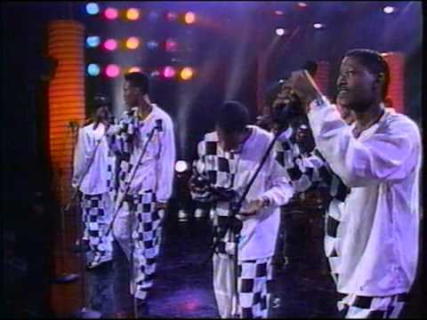 New Edition Crucial Live