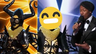 The Masked Singer - The Bee Performances and Reveal 🐝