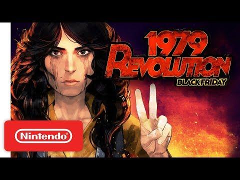 1979 Revolution: Black Friday – Launch Trailer – Nintendo Switch