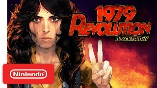 1979 Revolution: Black Friday - Launch Trailer - Nintendo Switch - Video Youtube