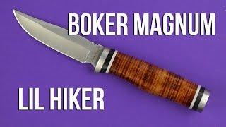 Boker Magnum Lil Hiker (02MB806) - відео 1