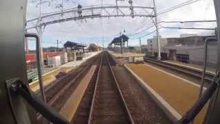 Video Journey SEPTA Main Line: Temple University to Jenkintown Wyncote.