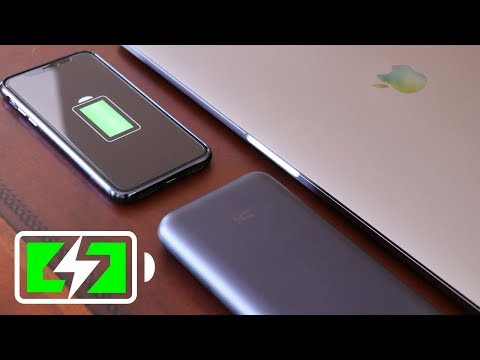 Power Bank MacBook Pro/Laptop & iPhone X Charger – ZMI PowerPack 20000 Review