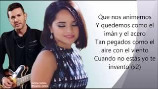 Axel & Becky G - Que Nos Animemos (letra/lyrics)