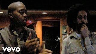 "Nas & Damian ""Jr. Gong"" Marley - In The Studio - Nas"