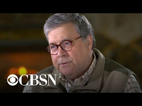 Barr interview exposes new divisions between attorney general and special counsel