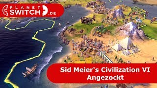 nintendo switch civilization 6 deutsch gameplay - TH-Clip