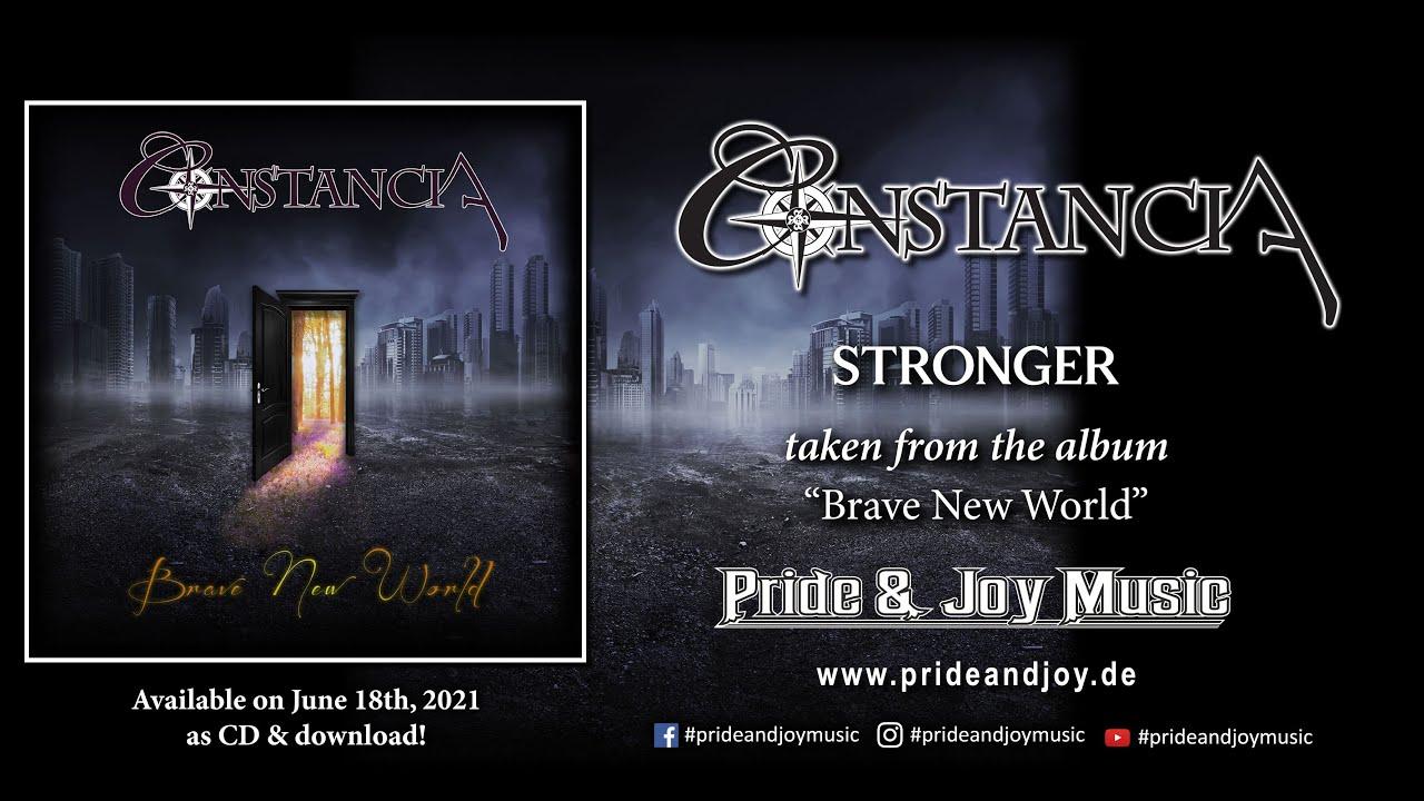 CONSTANCIA - Stronger