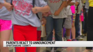 Spartanburg Co. School districts to evaluate reopening plans after McMaster's announcement