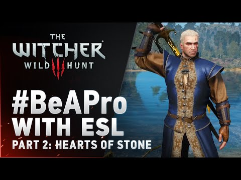 #BeAPro with ESL Part 2: Hearts of Stone