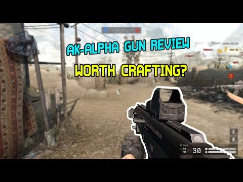 Warface - Ak Alpha Gun Review - Worth It? - TheSecondOne - THFilm pro