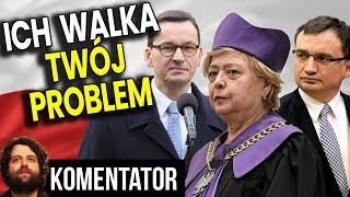 Pieniądze Władza Polityka a Walka Ziobro i Morawiecki vs Sąd Najwyższy – Analiza Komentator PIS Film