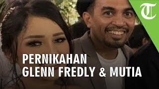 Fakta Pernikahan Glenn Fredly & Mutia Ayu