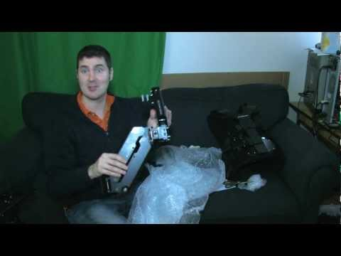 UNBOXING The Glidecam X-10!!!