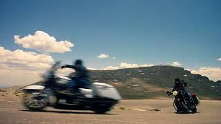 Nuevos modelos Touring® 2019 Harley-Davidson®