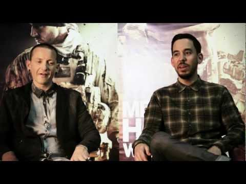 Make This Mortifying Linkin Park/Medal Of Honor Promotional Campaign End