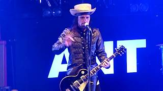 Adam Ant - Prince Charming - Roundhouse, London - December 2018