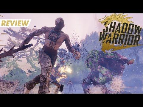 Shadow Warrior 2 - SHOP SMART REVIEW video thumbnail