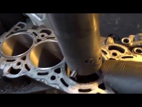 Фото к видео: MAZDA FORD двигатели LF и L3