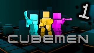 Cubemen w/KyleKaster: EP01 - Invasion