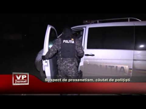Suspect de proxenetism, căutat de polițiști