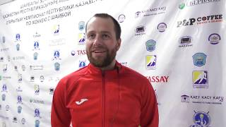Александр Кудрявцев: «Тренер поверил в меня и я возобновил игровую карьеру»