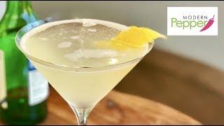 Soju Lemon Drop Cocktail (소주 칵테일): Too Yummy Not To Share...:-) - Modern Pepper Video #21