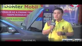 Dokter Mobil @ Auto Zone - Metro TV