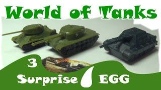 World of Tanks - Шоколадные шары с танками