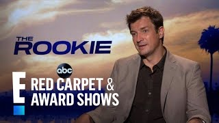 "Nathan Fillion Gives 5 Reasons to Watch ""The Rookie"""