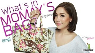 Momay Pa Plearn : What's in Momay's bag