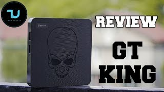 The most powerful Android TV Box? Beelink GT King - Самые лучшие видео