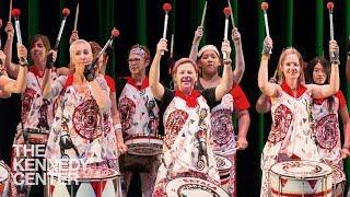 Artes de Cuba: Batucada for Cuba: From Brooklyn to Brazil - Millennium Stage (May 12, 2018)