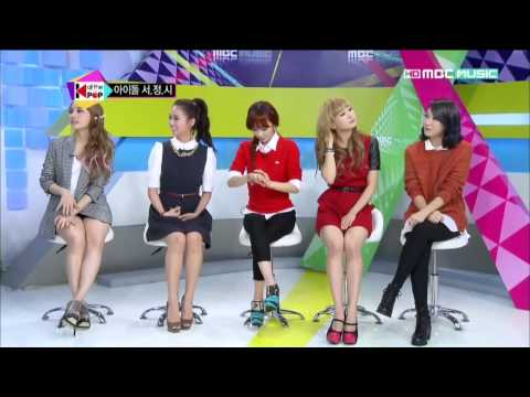 120921 All The K-pop - KARA Part 1 [FULL]