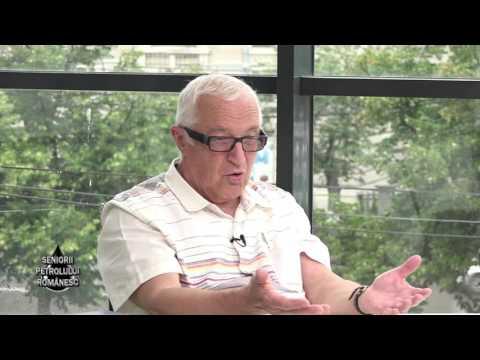 Emisiunea Seniorii Petrolului Românesc – 23 iulie 2016 – Ștefan Petruț,  Vasile Sindilar