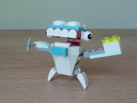 Vidéo LEGO Mixels 41571 : Tuth