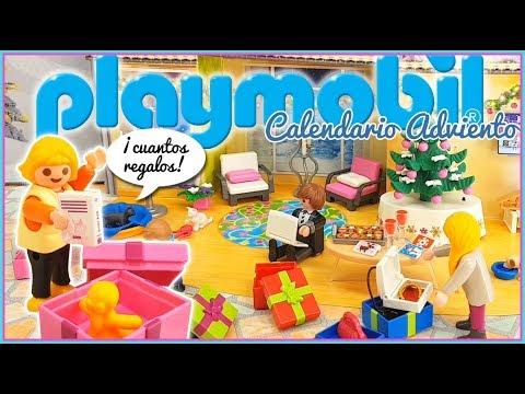Playmobil - Calendario de Adviento con un montón de regalos!!!