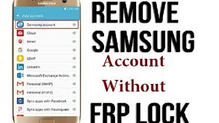 how to reset phone without samsung account password