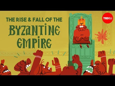 The rise and fall of the Byzantine Empire – Leonora Neville