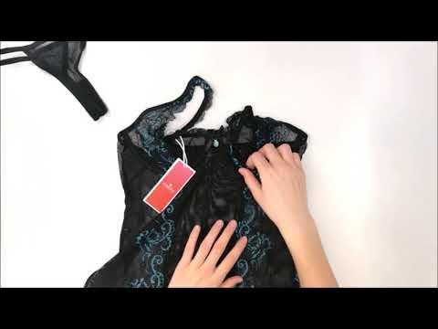 Košilka Amanta chemise XXL - Obsessive