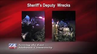 Sheriff's Deputy Hospitalized After Striking a Bull