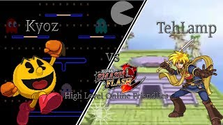 [SSF2 Beta High Level Matches] TehLamp (Isaac) vs Kyoz (Pacman) - Bo3 Set